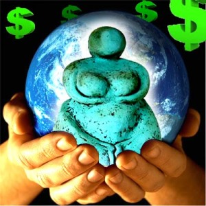 The Earth Mother Wants Your Dollars