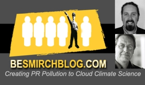 BeSmirchblog.com trying hardest to cloud climate science