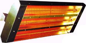 Typical Industrial Infrared Heater ( F J Evans Engineering Co)