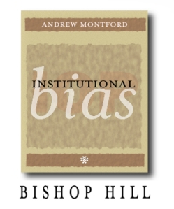 'Institutional Bias' on sale today for only £0.99 ($1.60)