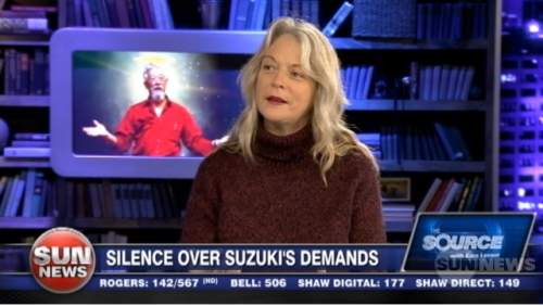 Donna Laframboise on David Suzuki