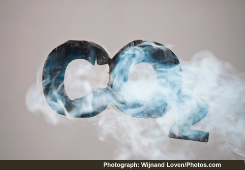 CO2 smoking image